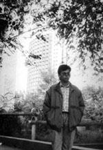 А одним из самых любимых городов по-прежнему остается Алма-Ата, 1992 г.