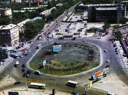 Новосибирцы не согласны с точечной застройкой площади Маркса